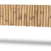 Windhager Beeteinfassung Bambus Typ3, 35 x 100 cm