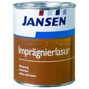 JANSEN Imprägnierlasur Dünnschichtlasur 750ml Holz-Imprägnier-Lasur Holzlasur farblos